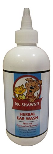 Dr Shawn's Herbal Ear Wash, Contains Soothing Oils