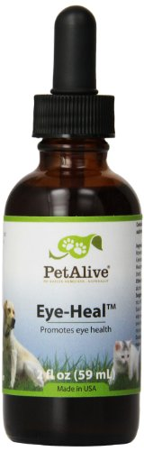 PetAlive Eye-Heal, Promotes Eye Health, 2 fl oz