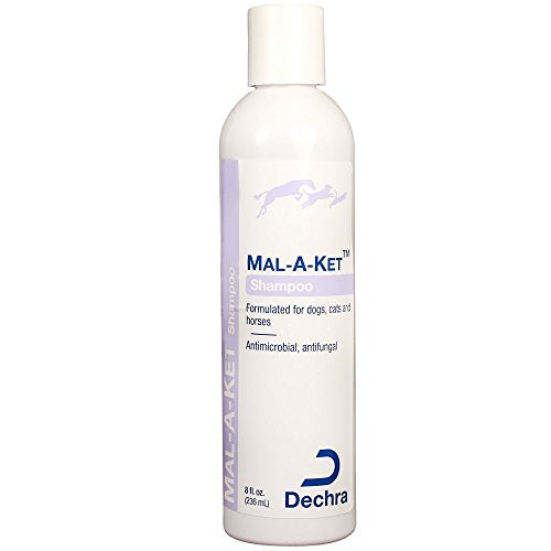 Mal-a-ket Antibacterial and Antifungal Shampoo Formulated for Pets