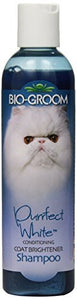 Purrfect White Cat Shampoo by Bio-Groom, Tearless and mild