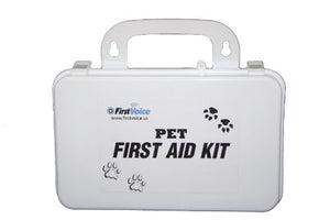 First Voice PET01 Basic Pet First Aid Kit, 1.0  pounds