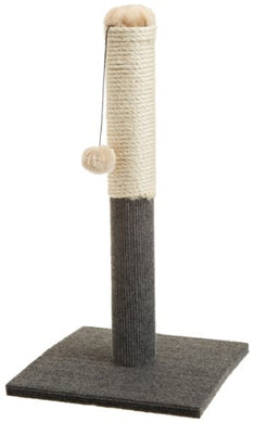 ASPCA 21 Inch Sisal Rope Cat Scratching Post
