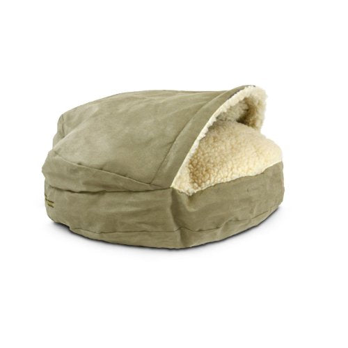 Orthopedic Cozy Cave Pet Bed
