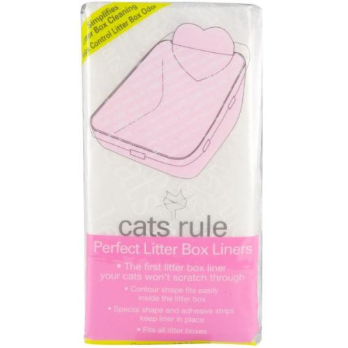 Perfect Litter Box Liners by Cats Rule