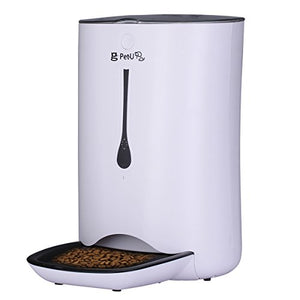 Timer Programmable Automatic Pet Feeder Food Dispenser
