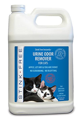 Instantly Urine Odor Remover for Cats (1 Gallon)