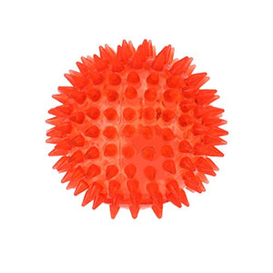 Elastic Light-up Spike Pet Ball