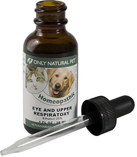 Only Natural Pet Eye & Upper Respiratory Treatment, 1 fl oz