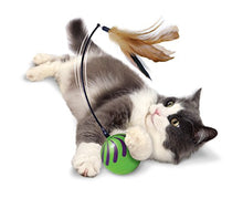 Electronic Feather Cat Toy