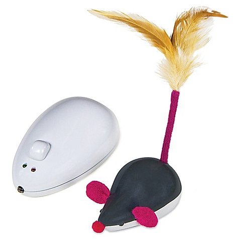 Remote Control Chaser Mouse Toy