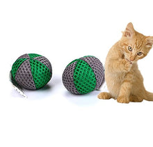 Stock Show Pet Cat Balls with Catnip