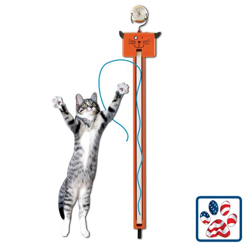 String Cat Toy Machine