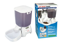 Dry Food Automatic Pet Feeder by Cat Mate