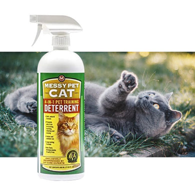 Pet Training Deterrent by MESSY PET CAT