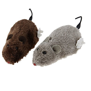 Clockwork Mouse Cat Toy