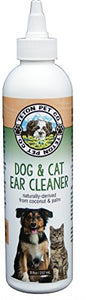 Teton Pet Co. Pet Ear Cleaner, No Phosphates or Sulfates