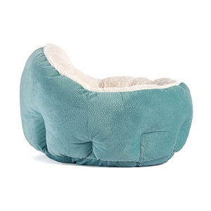Self-Warming Washable Material Cat Bed