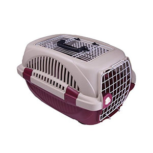 Durable Two Doors Top Load Pet Travel Crate