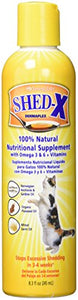 SHED-X Dermaplex Nutritional Supplement for Cats