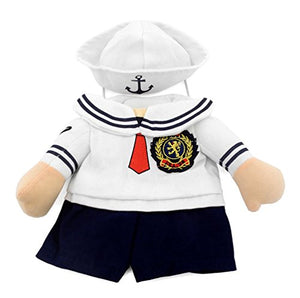 Halloween Sailor Outfit Costume for Pets