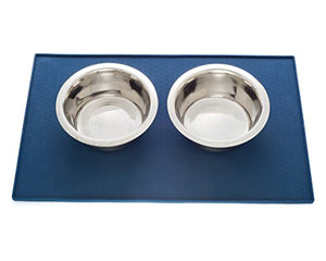 Small Cat Bowl Feeding Tray Placemat For Food