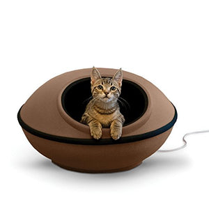 Lycra Interior Thermo-Mod Heated Cat Bed