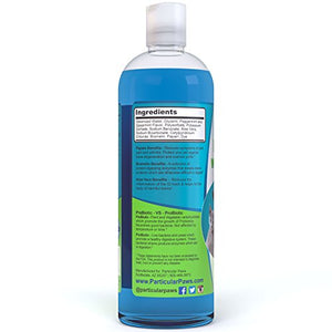Particular Paws PreBiotic Water Additive, Freshens Breath