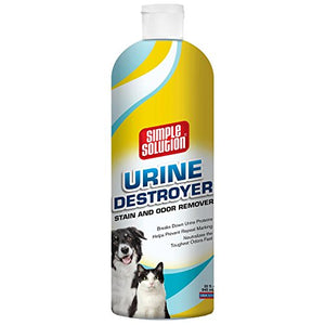 Pet Urine Destroyer by Simple Solution, 2X Pro Bacteria