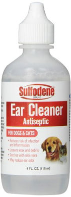 Sulfodene Ear Cleaner Antiseptic with Aloe Vera
