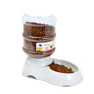 3.5L Silent Automatic Feeder for Pets