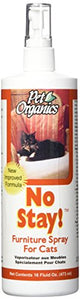 No Stay Furniture Spray for Cats by Pet Organics