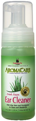 Aroma Care Foaming Ear Cleaner, with Aloe Vera and Eucalyptus