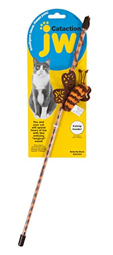 Magical Cat Wand Toy Catnip Inside
