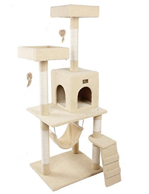 Multi-Level Design Cat Tree Condo