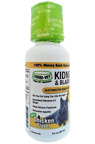 Liquid-Vet Cat Kidney and Bladder Formula, 237 ml