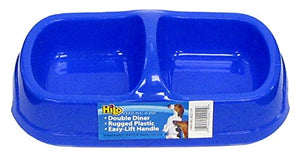 Hilo Small Rugged Plastic Double Diner