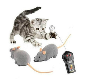 Remote Control Mice Toy For Cats
