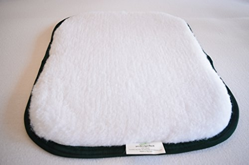 Luxury White Small Pet Bed