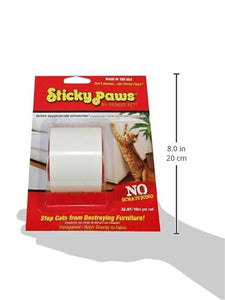 Pet Sticky Paw Tapes on a Roll Cat Deterrent