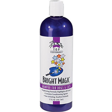 Top Performance Bright Magic Safe Formula for Bathing for Pets