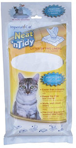 Neat & Tidy Litter Sifting Liners by Imperial Cat, No More Scooping