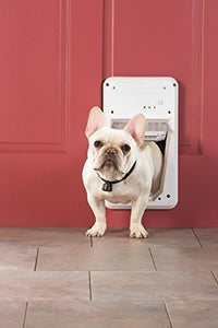 Electronic Pet Door Activated with SmartKey