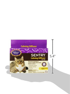 Sentry Calming Diffuser for Cats, Lasts Up To 30 Days