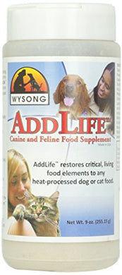AddLife Canine&Feline Food Supplement For Dog&Cat by Wysong