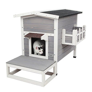 Cat Shelter House for Outdoor
