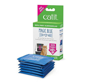 Magic Blue Refill Cat Pads