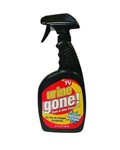 Urine Gone Stain & Odor Eliminator with Enzyme Action