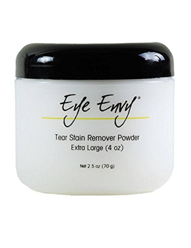 Eye Envy - Tear Stain Remover Powder, Safe for Pets over the age of 7 weeks