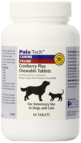 Cranberry Plus Chew Tablets by Pala-Tech, Canine