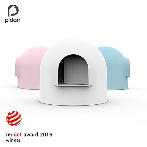 2016 Design Award Winner Igloo Cat Litter Box